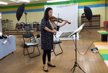 バイオリン報告③